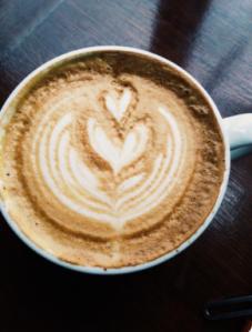 Latte from Fido