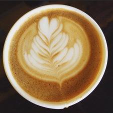 4A latte