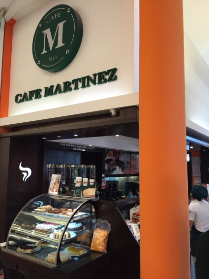 Cafe Martinez ASU