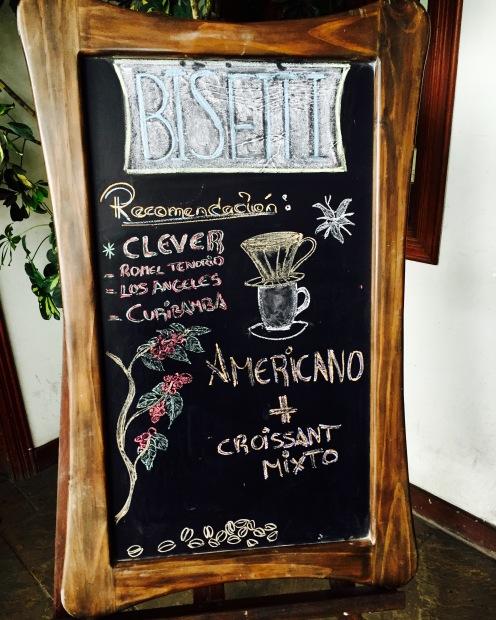 bisetti sign