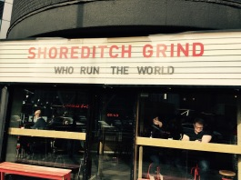 shoreditch grind