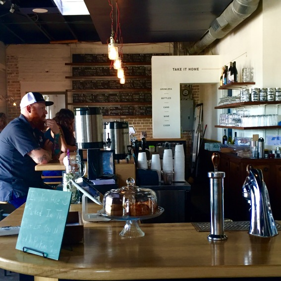 brew and brew bar
