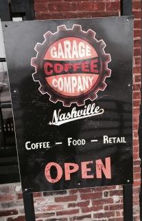 garage coff