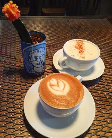 cuvee latte and chai