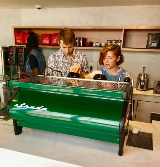 Intelligentsia espresso