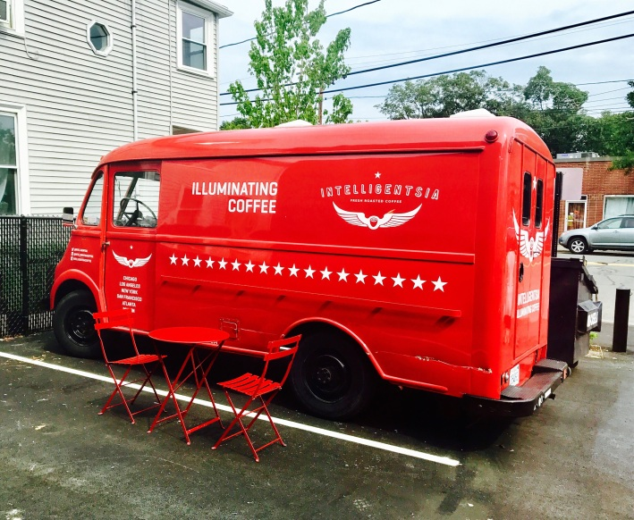 intelligentsia truck