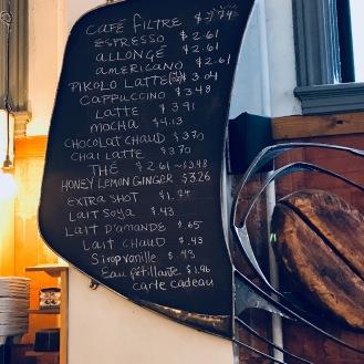 pikolo menu